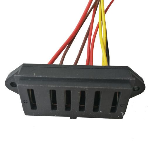 Ebike Connector Battery Discharge Power Plug Wire Harness Wire Connectors Power Plug Connector