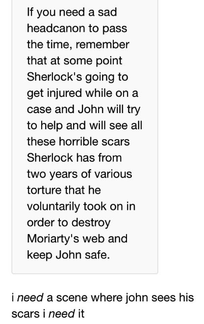 OH MY GOSH WHAT ON EARTH IS THIS A SPOILER LIKE WHY AM I SO EXCITED AND WRITING IN ALL CAPS... OH MY GOSH SO THAT'S THE REASON HE WAS GONE FOR TWO YEARS!!!!!!!!!!