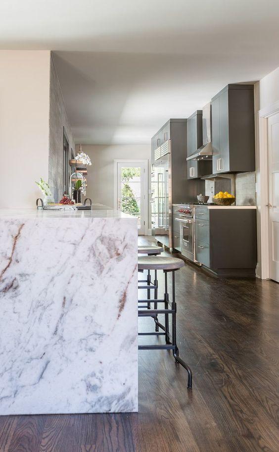 25 Marble Home Decor To Rock This Season interiors homedecor interiordesign homedecortips