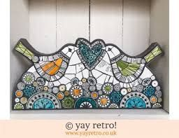 Image result for mosaic box designs