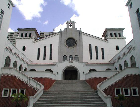 Capilla Colegio Santa Rosa de Lima
