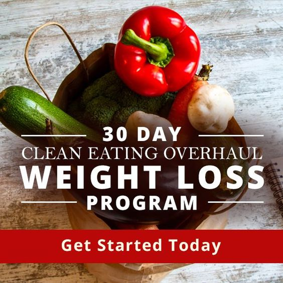 Weight Loss Program, Clean Eating And Weight Loss On Pinterest