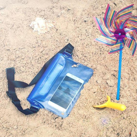 https://www.instagram.com/p/BIFLpwphCEd/?taken-by=_kwmobile  http://amzn.to/2aapYiU  #urlaub #ferien #holiday #sonne #strand #wasserdicht #meer #erholung