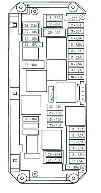 2014 dodge ram fuse box diagram
