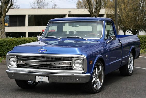 Chevrolet C10 for sale @ LUXE Autohaus :: Luxury Auto Sales :: 888.688.LUXE [5893] :: Portland, OR USA