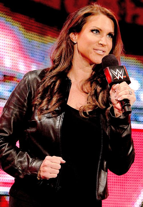 Billion Dollar Princess.....WWE Stephanie McMahon (married to Wrestler-Triple H).