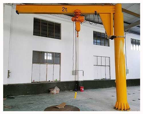 2 Ton Pillar Jib Crane Crane Cranes For Sale Metal Projects
