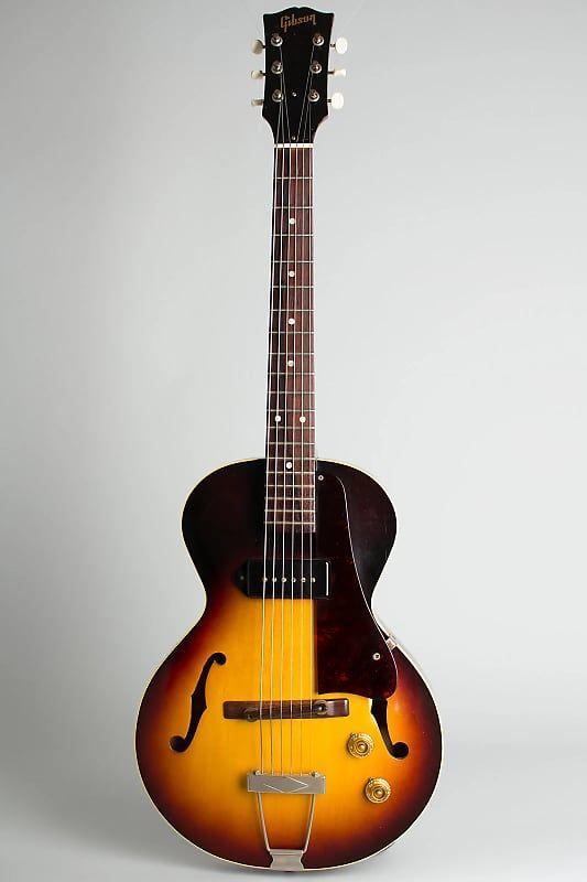 Gibson Es 125t 3 4 1957 1970 Reverb In 2020 Gibson Jazz Guitar Guitar