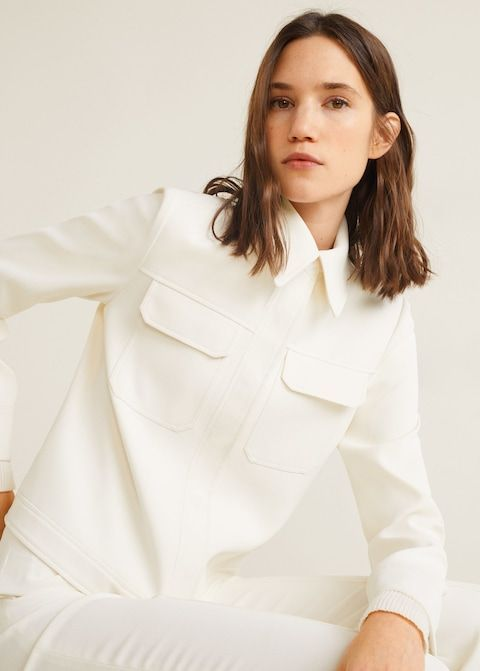 The 21 Mango Items Everyone Will Buy This Month Mango Clothing Jackets For Women Mango Fashion