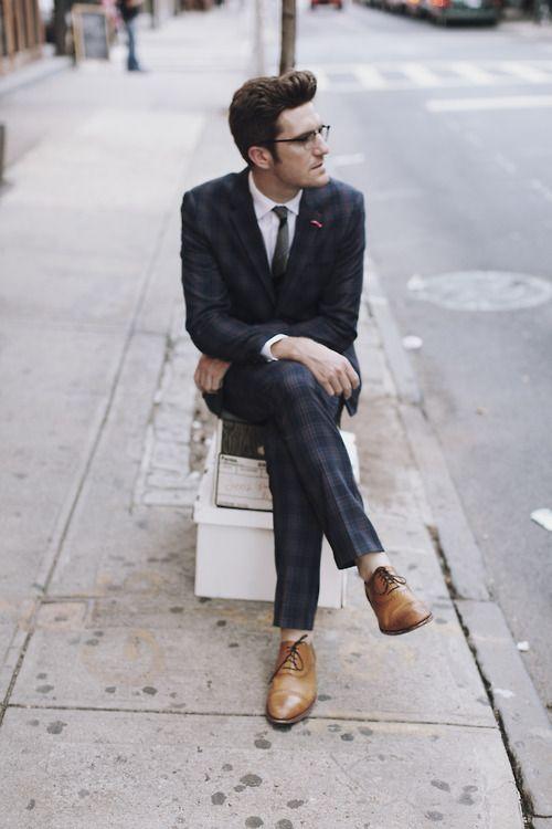 Penguin Suit, Grenson Shoes