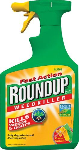 Roundup Fast Action 1 Litre Ready to Use Weedkiller: Amazon.co.uk: Garden & Outdoors