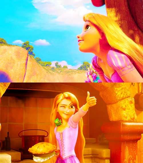 Rapunzel, Rapunzel...