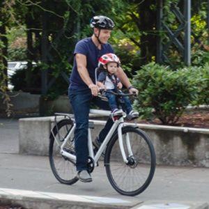 How To Start Bicycle Commuting Hamaxusa Child Bike Seat Baby Bike Commuter Bicycle