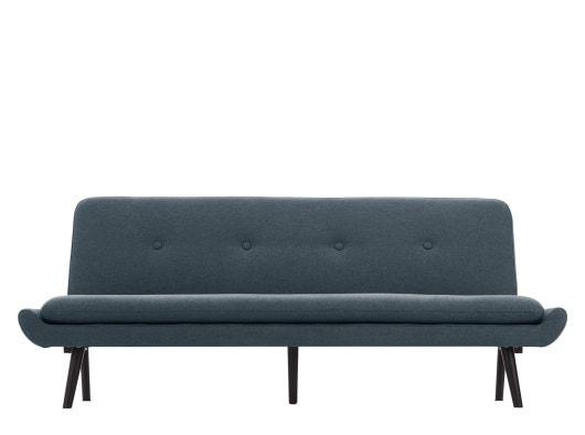 Stevie Klik Klakslaapbank Sorbetblauw In 2020 Sofa Bed Seater Sofa Small Sofa
