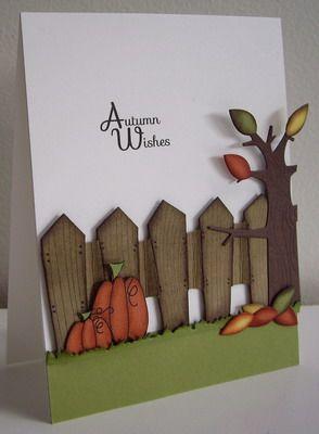 Autumn Wishes - CAS188