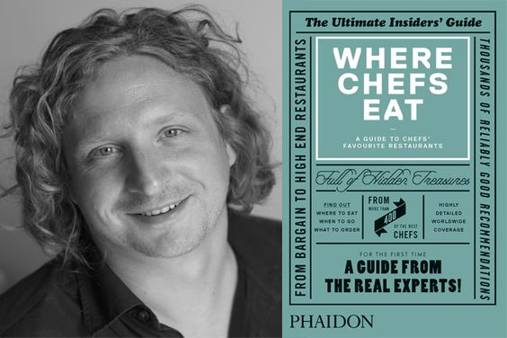 Grandes cocineros del mundo comparten sus sitios favoritos para comer
