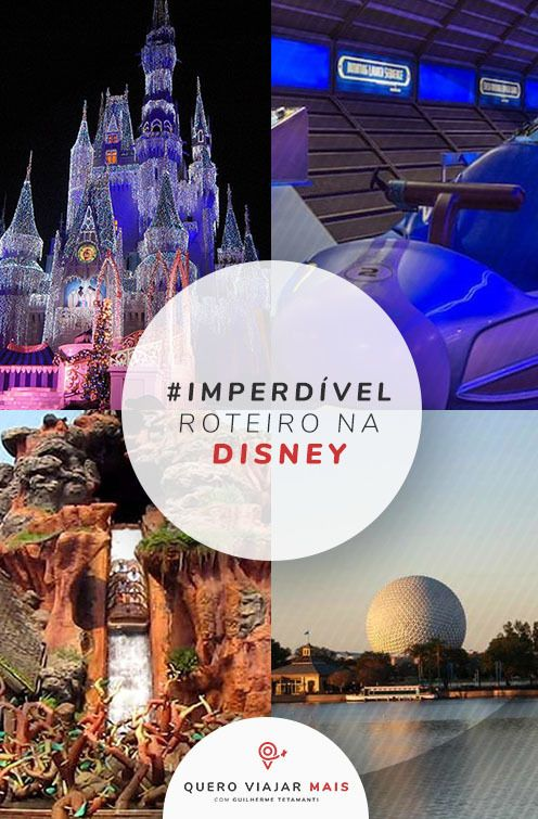 Roteiro Na Disney 7 Dias Nos Parques Em Orlando Quero Viajar