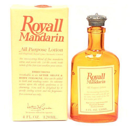 Royall Mandarin Orange Of Bermuda By Royall Fragrances For Men. All Purpose Lotion 4.0 Oz - http://www.theperfume.org/royall-mandarin-orange-of-bermuda-by-royall-fragrances-for-men-all-purpose-lotion-4-0-oz/