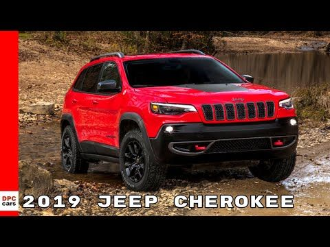 2019 Jeep Cherokee Release Date Redesign For Sale New