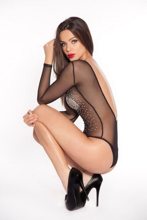 Just Legs, Stockings and Shoes : Photo