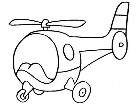 helicóptero para colorir - Pesquisa Google
