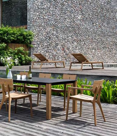 oasiq | outdoor furniture | hospitality - resort - work ... - Mobili Da Giardino Allaperto Idee