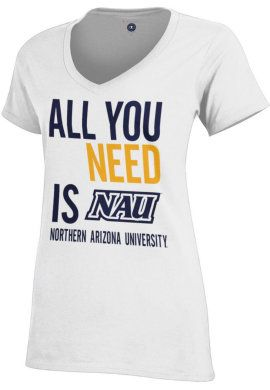 Spread the word: All you need is NAU.