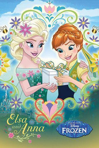 うれしいアナと雪の女王