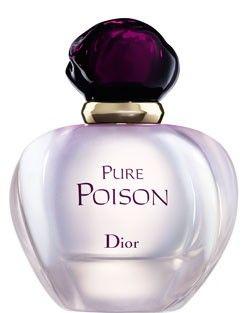 Dior Pure Poison Eau de Parfum. Seductive and sophisticated, with jasmine, orange and sandalwood.