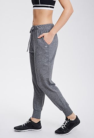 Athletic Knit Joggers, these straight cut sweatpants are a trendy more feminine twist on the old frumpy boyfriend sweats. Making new looks from old favourites in athletic wear is a new trend sweeping retailers this spring