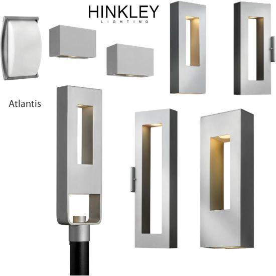 Hinkley Lighting Atlantis Collection