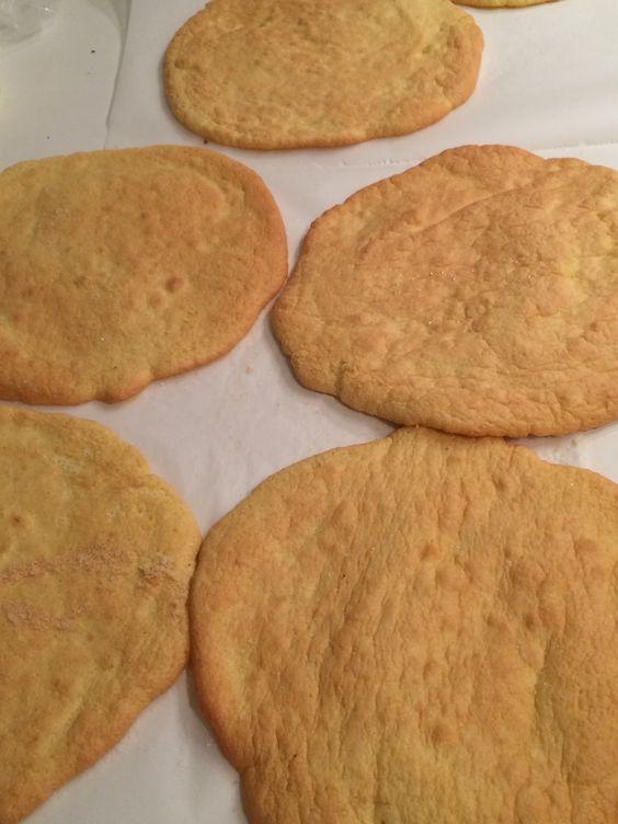 Biskuit für Torten und Kuchen