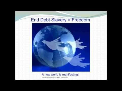 Sheldan Nidle PAO Webinar 72 Preview: End of Debt Slavery