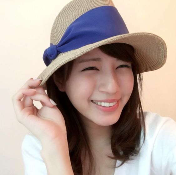 帽子をかぶっている堤礼美