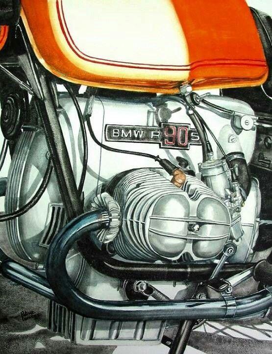 BMW R 90 S