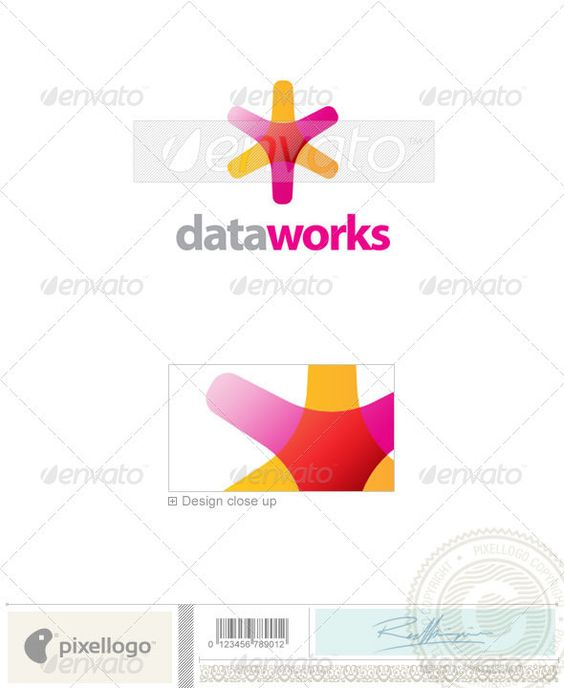 Print & Design Logo - 33 #GraphicRiver An excellent logo template highly suitable for print, design and communications businesses. Fully layered logo template. All colors and text can be modified. High resolution files included. Additional color and text modification services are offered by Pixellogo for an additional fee. Contact us and we'll be happy to help! Browse Similar Designs: Created: 24August11 GraphicsFilesIncluded: PhotoshopPSD #JPGImage #VectorEPS #AIIllustrator #VectorEPS…