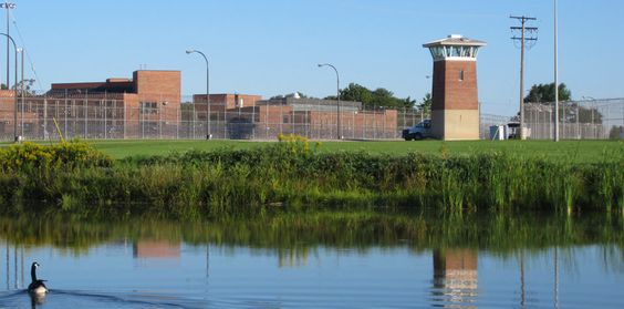 A low security federal correctional institution with a detention center.
