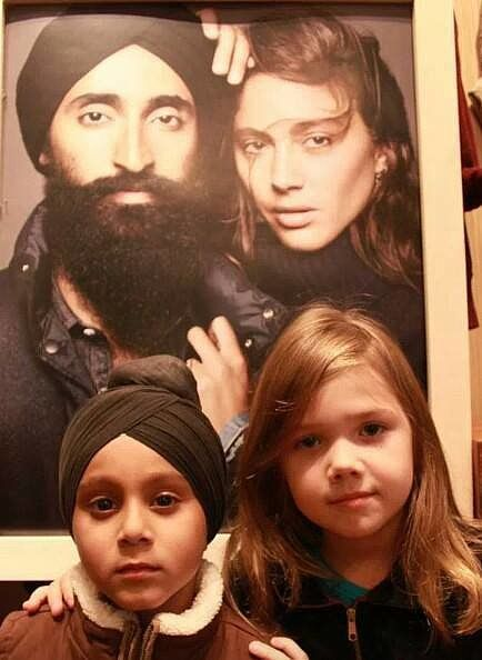 The next generation of the sikh gap ad publicscrutiny Gallery