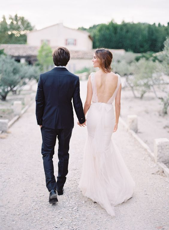 Italian Inspired Organic Wedding Ideas - Feather and Stone Photography: