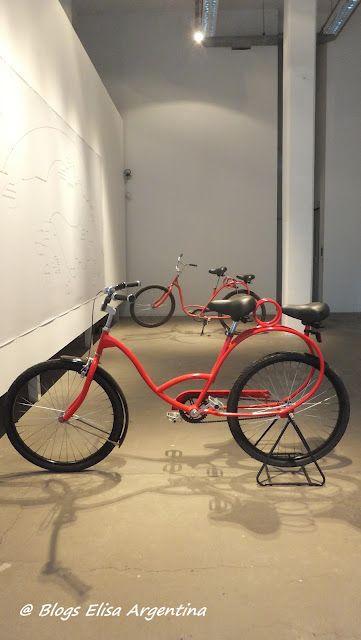 Bicicleta de ciudad, Prototipo, Museo de Arte Contemporáneo de Rosario, Argentina, MACRO