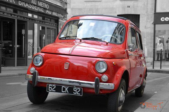 Fiat cinquecento von PTPhotography
