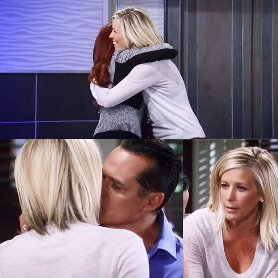Until next time Carly👋 Safe trip. How will Joss and Carly react when they find out Nelle slept with Sonny!?! #carlycorinthos #laurawright #josslyn #edenmccoy #nellegoingdown #ghisnumber1