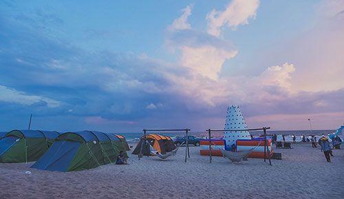 cam trai o coco beach camp
