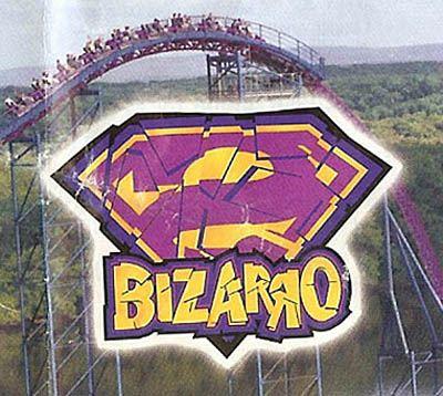Bizarro @ Six Flags New England