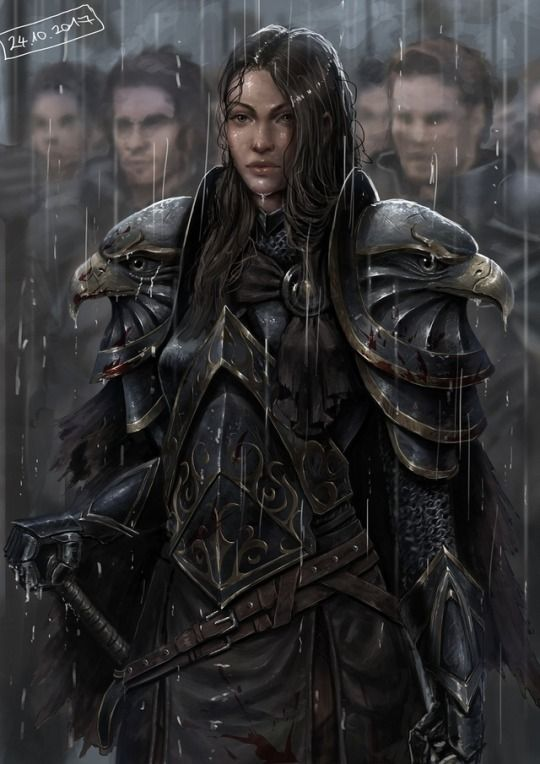 The picture you just need to play... II   Character portraits, Character art, Fantasy character design