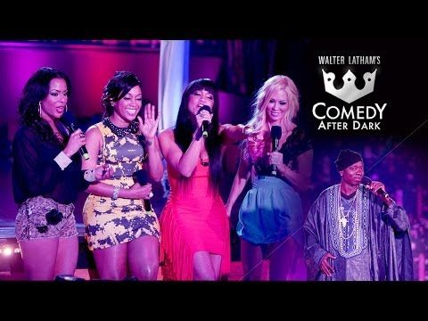 """Walter Latham's """"Comedy After Dark"""""""
