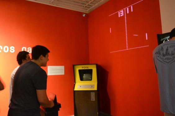 PONG / Cobertura: Game on! | | Garotas Geeks