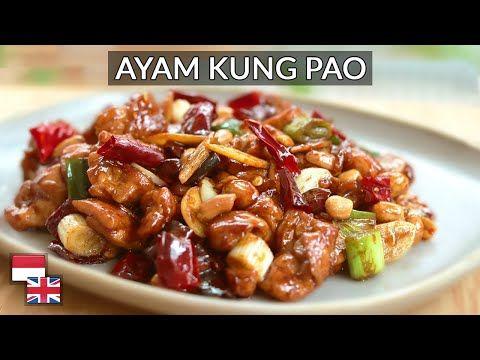 Garing Lembut Resep Ayam Kung Pao Kualitas Restoran Youtube In 2020 Poultry Recipes Cooking Recipes Food