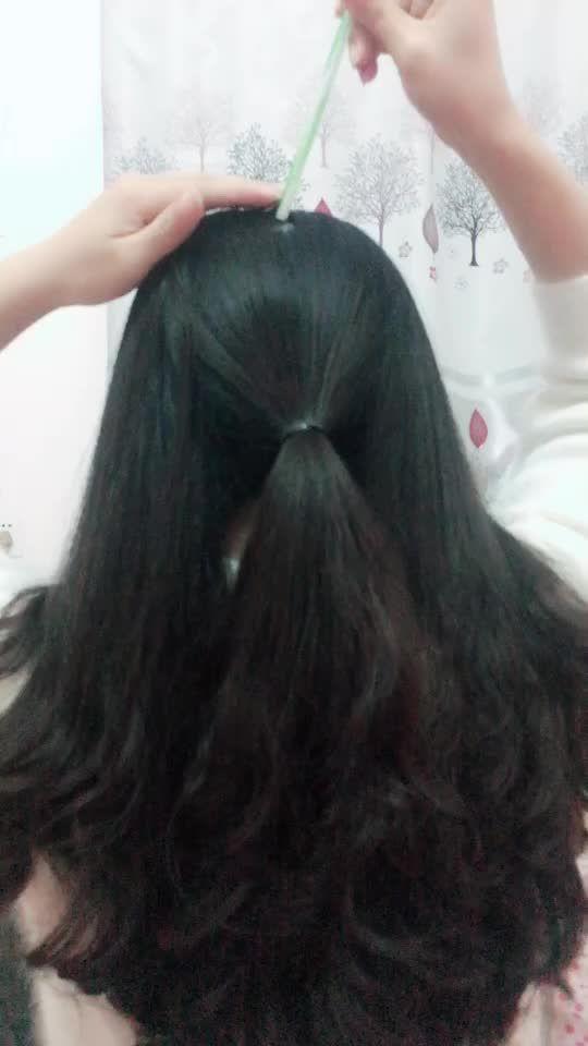 Lan Dinh 2147614780 On Tiktok When I Have A Sister Hair Styles Hair Long Hair Styles