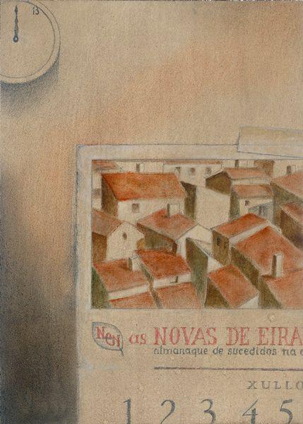 Xose Cobas Gomez, Ilustrador - Ilustración